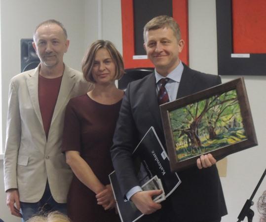 Wybrałeś obraz z artykułu: Kolejna wystawa w Galerii ZUOK Spytkowo