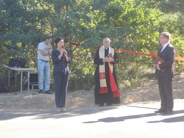Wybrałeś obraz z artykułu: Otwarcie drogi Świdry - Spytkowo